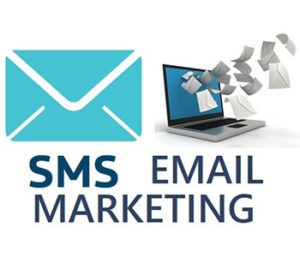SMS & E-mail Marketing